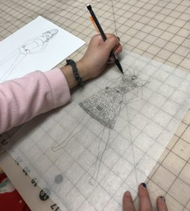 Fashion Design Illustration Workshop For Kids Fashion Lab Ny